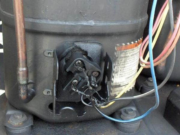 Hard Start Capacitor Wiring Diagram Intermittent Condenser Shutdown Or Failure To Start