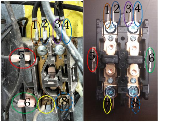 Contactor Wiring Diagram With Photocell Wiring Diagram Wiring Diagram
