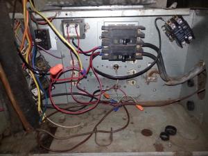 nordyne air handler need help wiring it  DoItYourself Community Forums