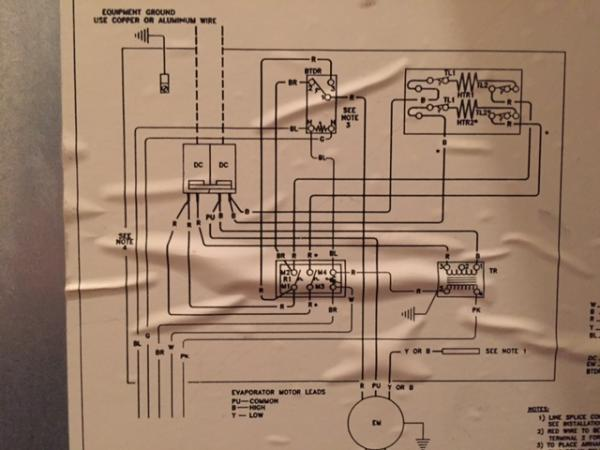 Goodman Thermostat Wiring