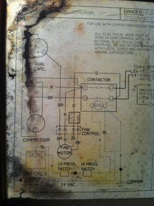 Central AC CompressorCondensorFan Not Turning On  DoItYourself Community Forums