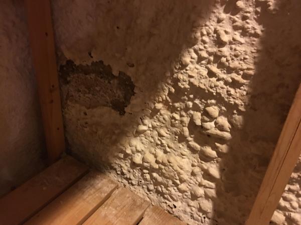 Crumbling concrete basement walls  DoItYourselfcom