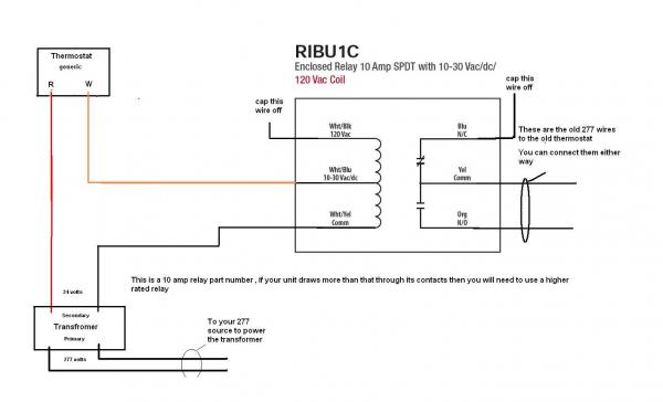 wiring diagram for gas furnace thermostat library management system in uml with all diagrams adding baseboard loop to steam boiler... piping and controls - page 2 doityourself.com ...