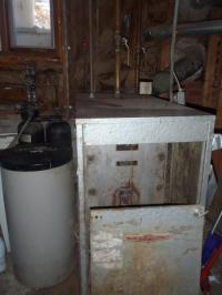 replacement oil boiler with propane boiler condeincing vs ...