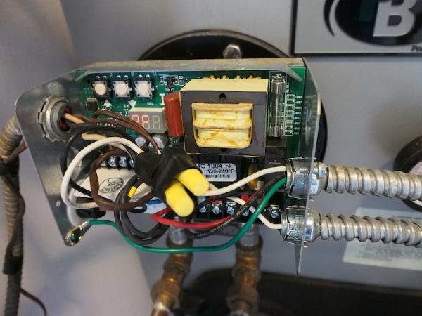 Wiring Diagram For Oil Boiler