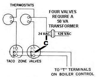 Burnham Boiler Programmable Thermostat Wiring Diagram