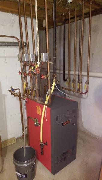 Maximizing An Oversized Boiler