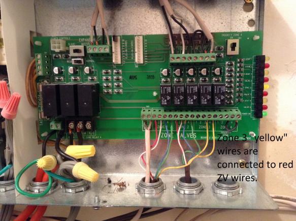 Need help wiring zone valve to taco zvc  DoItYourselfcom
