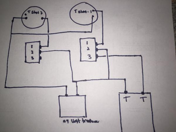 Taco Wiring Drawing – L8148e1265 Aquastat Relay Wiring Diagram