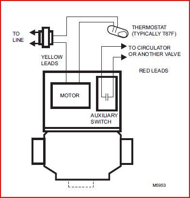 Weil Mclain Boiler Wiring Diagram likewise Thermostat Motorized Valve Wiring likewise Honeywell Zoning Wiring Diagram moreover Radiant Heat Wiring Diagram likewise Wiring 3 Wire Zone Valve Thermostat. on hydronic zone valve wiring diagram