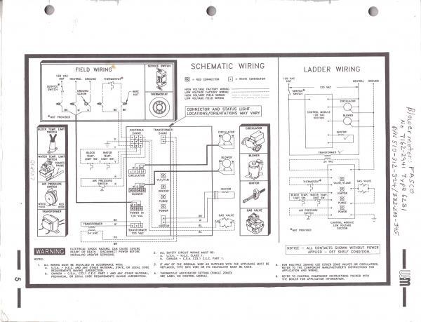 boiler relay wiring diagram