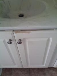 Peeling White Cabinets? - DoItYourself.com Community Forums