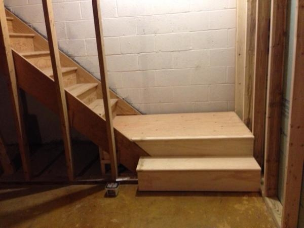 Doityourself Com Community Forums View Single Post | Adding Stairs To Basement