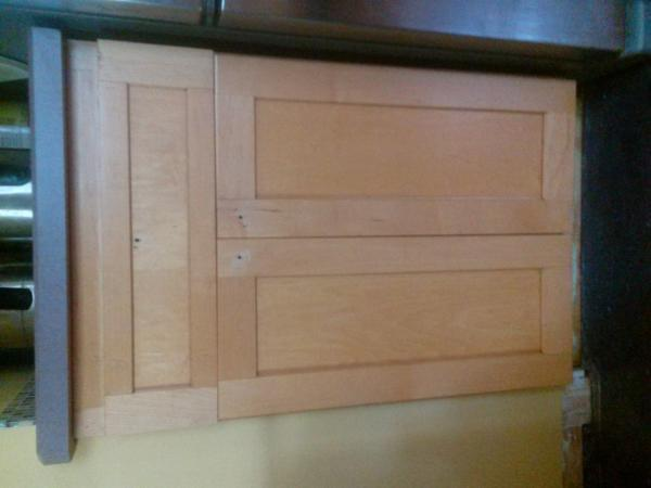 pre made kitchen cabinets cabinet shelves clear coat for natural maple ...