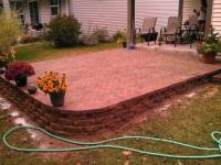 block patio slope question - DoItYourself.com Community Forums