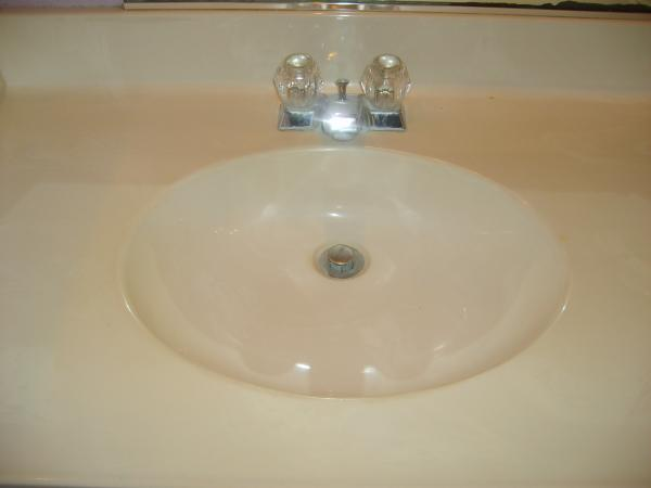 How To Fix Scratches On Sink Counter Top In Bathroom