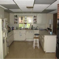 Designing Kitchens White Wood Kitchen Table Drop Ceiling In Kitchen...replace It Or Update ...