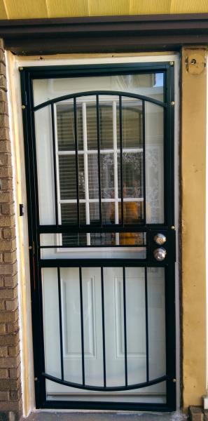 Just Installed A New Entry Door Amp Security Storm Door Need