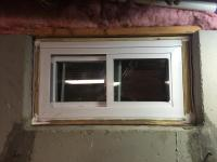 Replacing basement windows set in concrete - DoItYourself ...