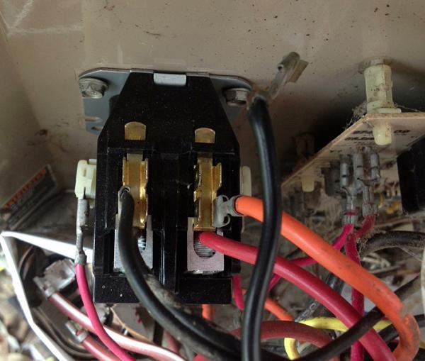 Contactor Wiring Diagram Underfloor Heating