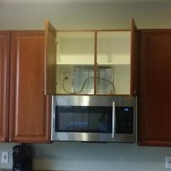 Kitchen Vent Duct Dishwashers Otr Microwave Question - Doityourself.com Community ...