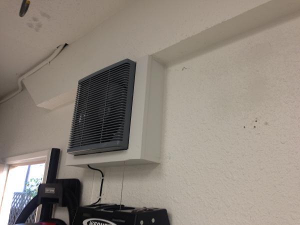 GarageAttic Exhaust Fan  DoItYourselfcom Community Forums