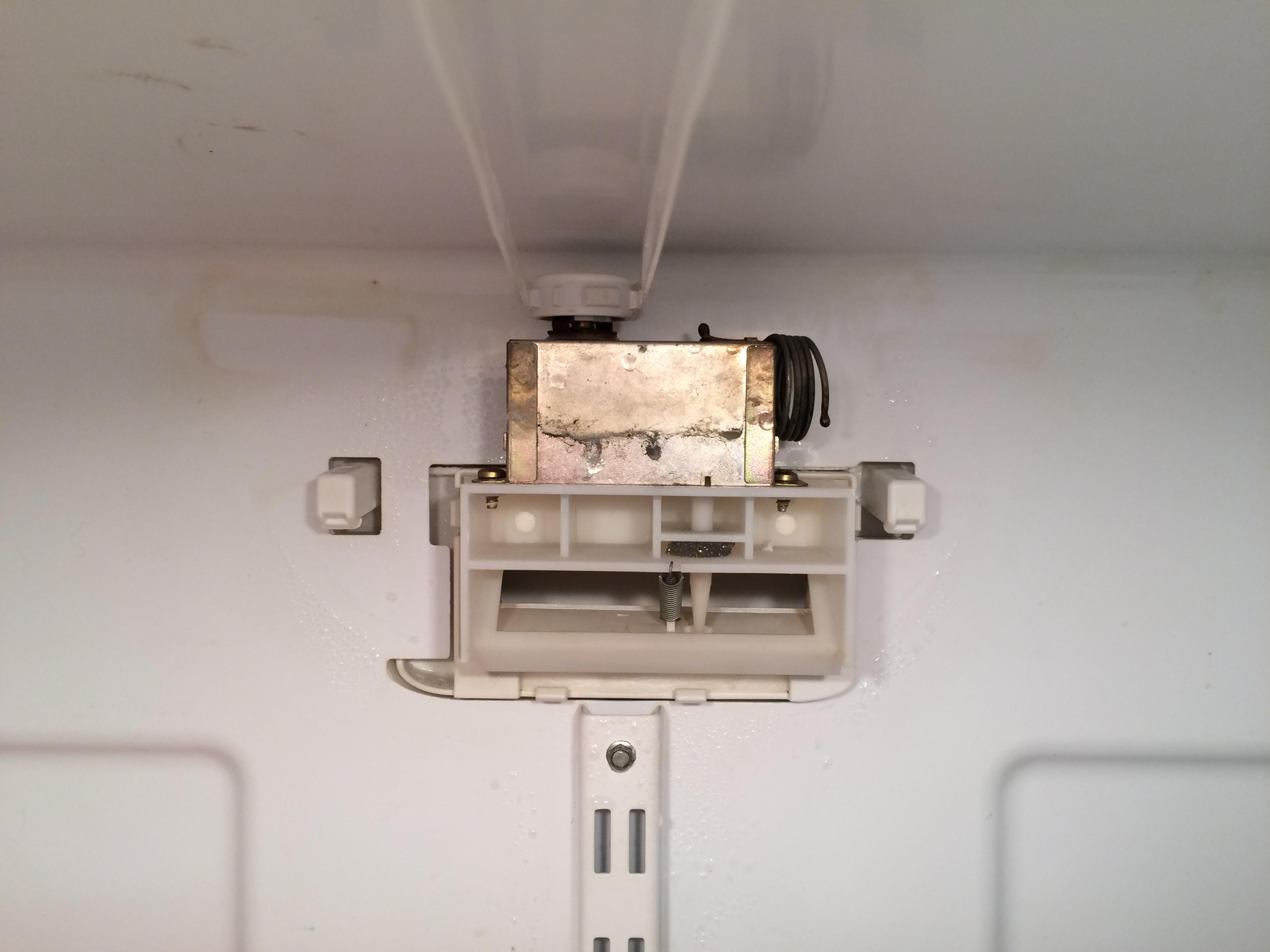 Kenmore Elite Freezer Cold Refrigerator Warm