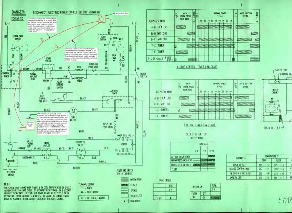 Ge Dryer Wiring Diagram Ge Dryer Doityourself Com Community Forums