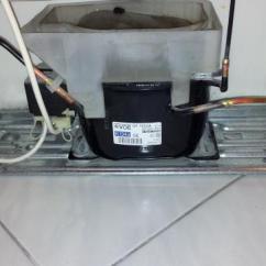 Electrolux Kitchen Appliances Refurbished Cabinets For Sale Zanussi Fridge, Freezer Cold Fridge Warm - Doityourself ...