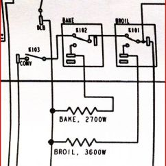 Ge Cooktop Stove Wiring Diagram 2008 Mitsubishi Lancer Profile Double Wall Oven Jt965 - Both Bake And Broil Elements Stopped Working Doityourself ...