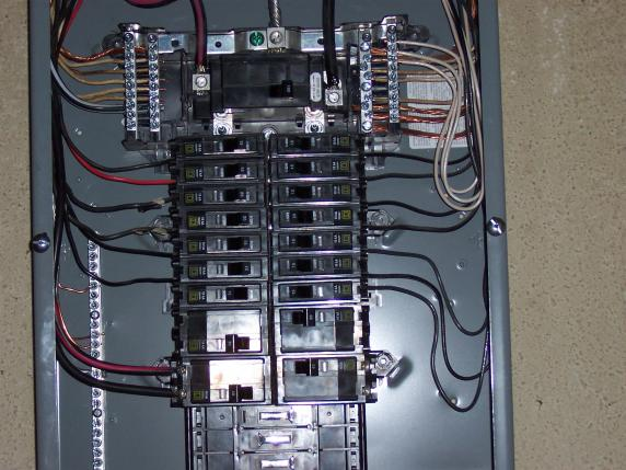 200 Amp Electrical Wiring Diagram