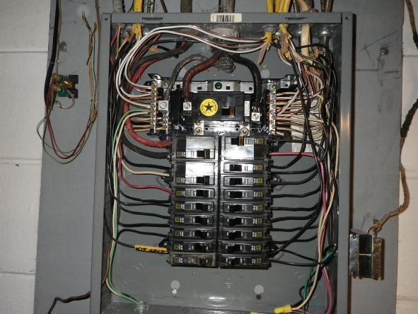 100 Amp Sub Panel Box Wiring Diagram Main Panel Questions Doityourself Com Community Forums
