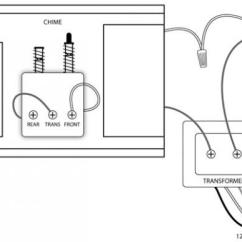 Wiring Diagram For Doorbell Ford 4 Wire O2 Sensor Help, Can I Add A Second Wired Chime This Way? - Doityourself.com Community Forums