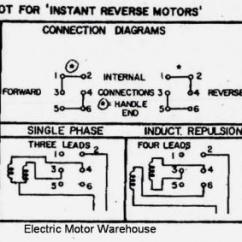 Reversible Single Phase Ac Motor Wiring Diagram Dual Battery For Boat Drum Switches - Doityourself.com Community Forums
