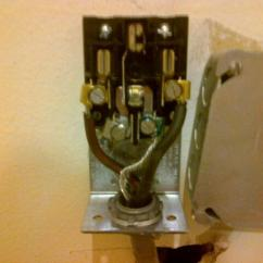 3 Prong Plug Wiring Diagram Whole House New 220v 4 Wire On Stove But In Is