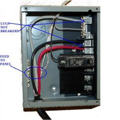 Ge Sub Panel Wiring Diagram 1971 Honda Z50 Questions And My Garage - Doityourself.com Community Forums