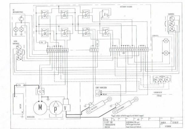 overhead crane electrical wiring diagram motorola cb radio kone shut off auto diagrams terrific contemporary somurich