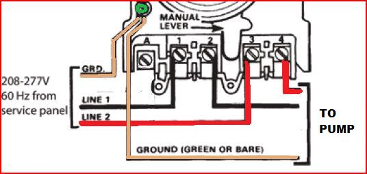 110v Pool Timer Wiring Diagram Intermatic T104 Pool Timer Off Tripper Turns Off The