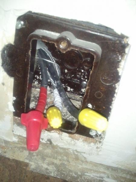 Aluminum Electrical Wiring
