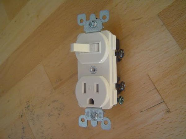 Link Switch Outlet Combo Wiring 3 Half Switched Outlet Wiring