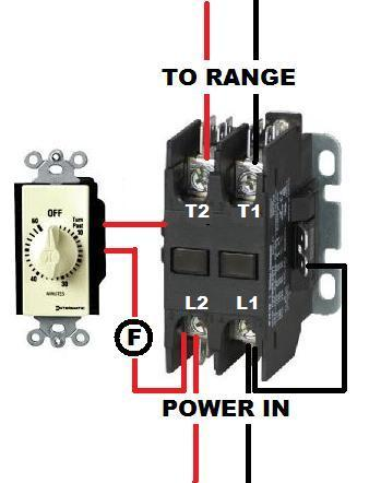 wiring diagram 12 volt relay heimlich maneuver for dogs a contactor on timer - doityourself.com community forums