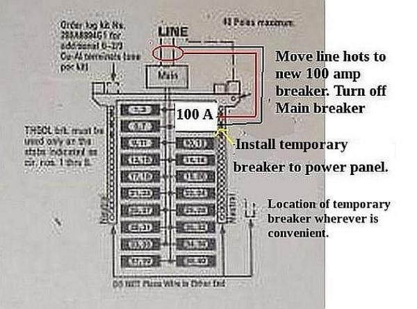 main breaker box wiring diagram 1984 yamaha virago troubleshooting whole house electrical problems - page 2 doityourself.com community forums