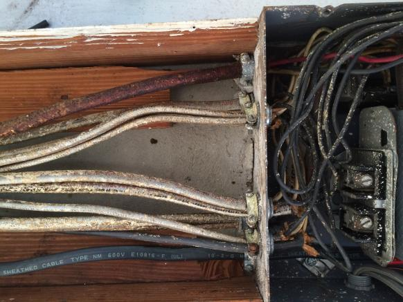 Old Types Of Wiring In Houses
