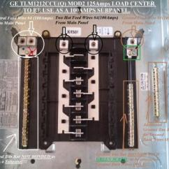 3 Wire Electrical Wiring Diagram 1997 F150 4x4 Question About My Ge Load Center: - Doityourself.com Community Forums