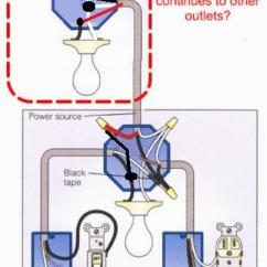 Wiring Diagram 3 Way Switch With Receptacle Uml State Chart Examples How To Wire Light According - Doityourself.com Community Forums