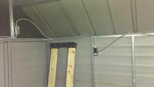 Wiring a shed  DoItYourself Community Forums