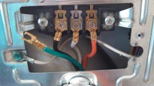 3 prong to 4 prong dryer cord switch  DoItYourself