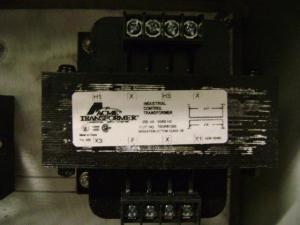 Wiring Acme industrial control transformer  DoItYourself