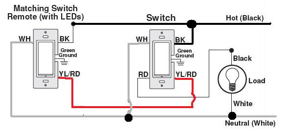 3 way ac switch wiring