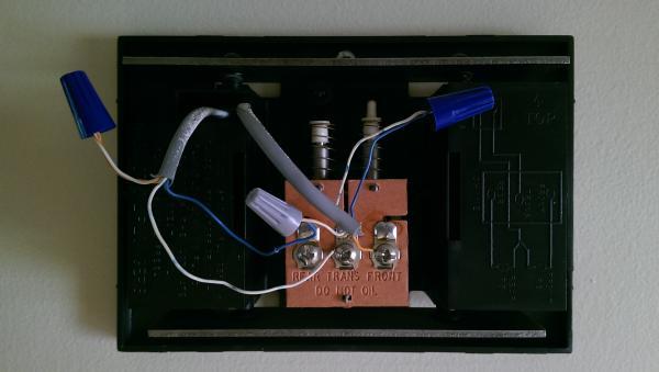 wiring a doorbell diagram